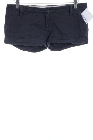 Hollister Shorts dunkelblau Casual-Look