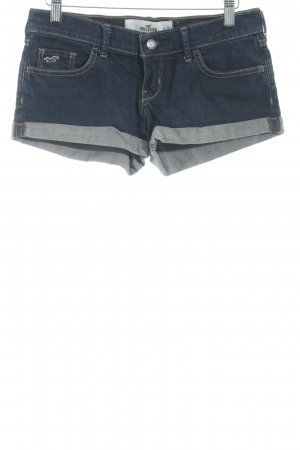Hollister Shorts dunkelblau Casual-Look