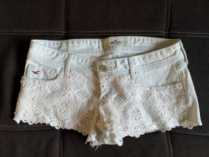Hollister Short moulant blanc