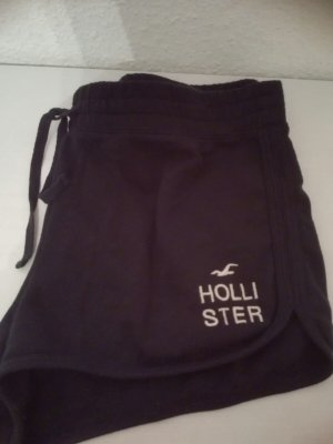 Hollister Hot pants blu scuro