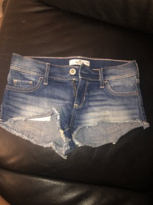 Hollister Hot pants blu