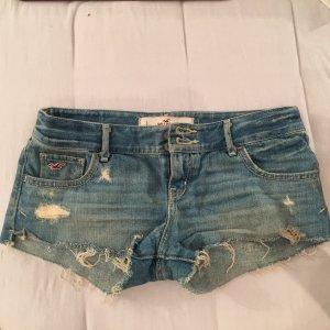 Hollister Shorts - hellblau