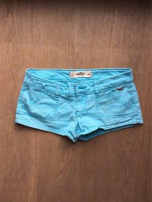 Hollister Shorts Hellblau