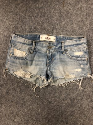 Hollister Hot Pants pale blue-baby blue