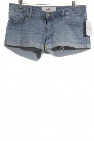 Hollister Shorts cornflower blue casual look
