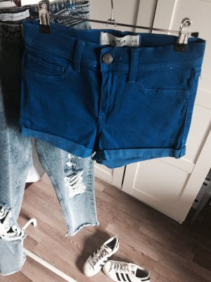 Hollister shorts kurze Hose neu blau Sommer Fashion