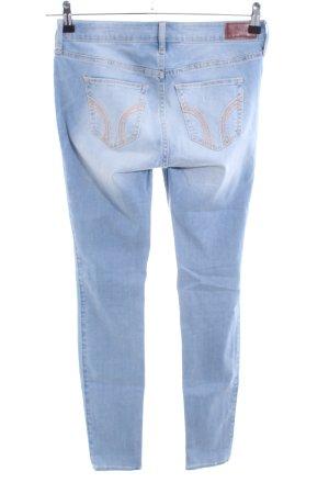 Hollister Skinny Jeans blau Casual Look