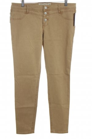Hollister Skinny Jeans camel Casual-Look