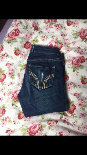 Hollister Skinny Jeans destroyed