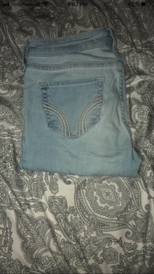 Hollister Skinny Jeans hell blau W24 L31