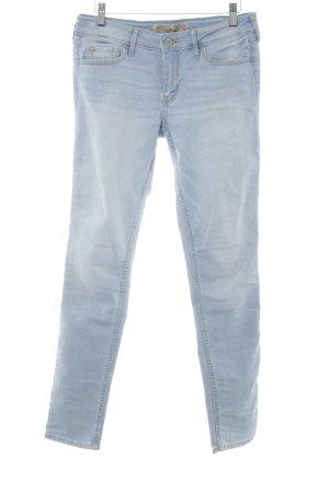 Hollister Skinny Jeans himmelblau Casual-Look