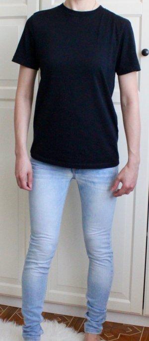 Hollister Low Rise Jeans azure