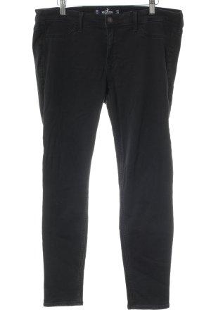 """Hollister Skinny Jeans """"LOW Rise Jean Legging"""" schwarz"""