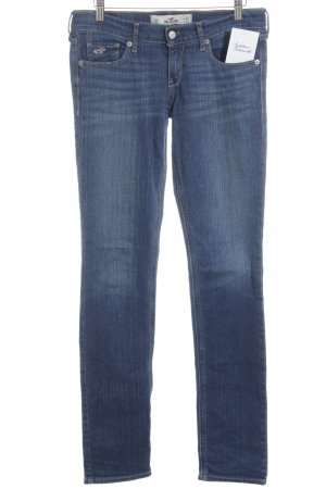 Hollister Skinny Jeans steel blue simple style