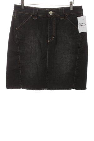 Hollister Skinny Jeans weiß Marine-Look