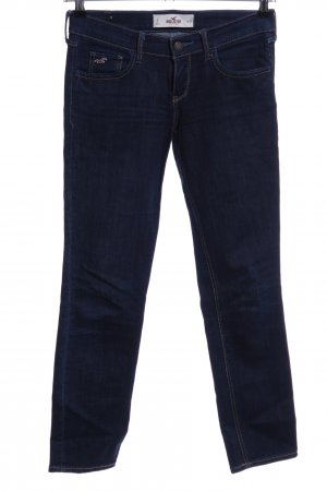 Hollister Slim jeans blauw casual uitstraling