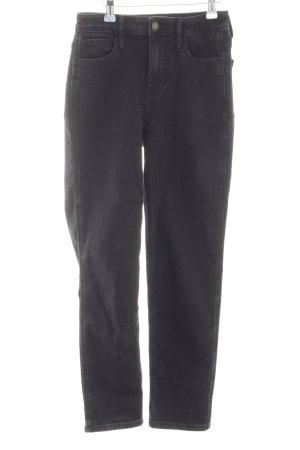 "Hollister Slim jeans ""Ultra  High-Rise Mom Jeans"" zwart"