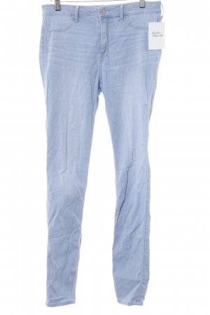 Hollister Slim Jeans himmelblau Casual-Look