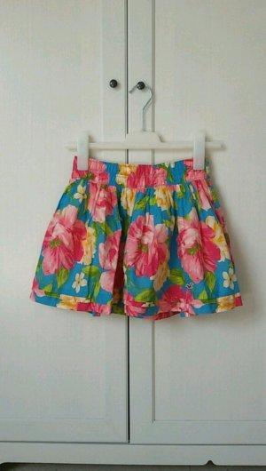 Hollister Sommerrock mit floralem Print