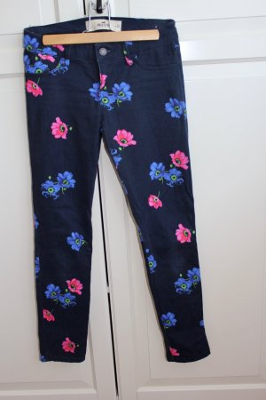 Hollister Stoffhose im floralen Muster in XS/00