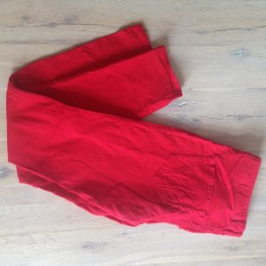 Hollister Stoffhose rot