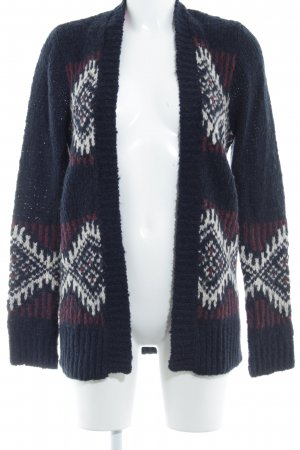 Hollister Strick Cardigan Ethnomuster Casual-Look