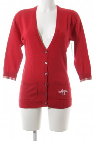 Hollister Strickjacke mehrfarbig Casual-Look