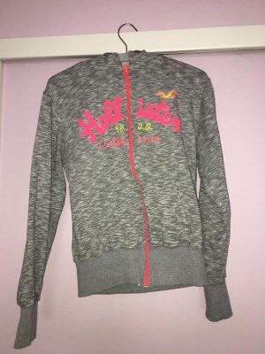 Hollister Shirt Jacket light grey