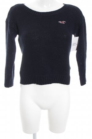 Hollister Strickpullover mehrfarbig Casual-Look