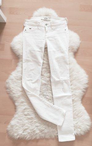 Hollister Super Skinny Jeans Destroyed W25 L31