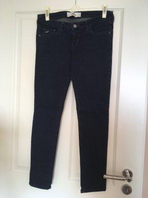 Hollister Super Skinny Jeans, dunkelblau, enge Jeans, Größe 27/29, super Zustand