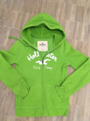 Hollister:   Superkuschelige Sweat- Jacke