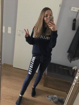 Hollister Sweat Set Schwarz S