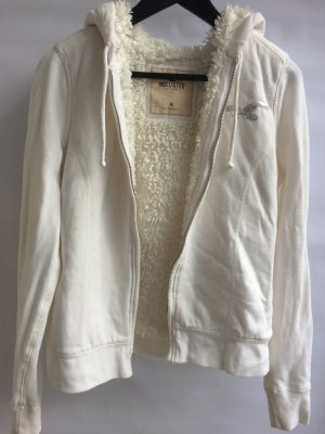 Hollister Sweater Jacke beige