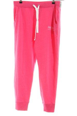 Hollister Sweathose pink Casual-Look