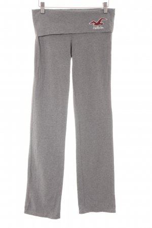 Hollister Sweat Pants grey casual look
