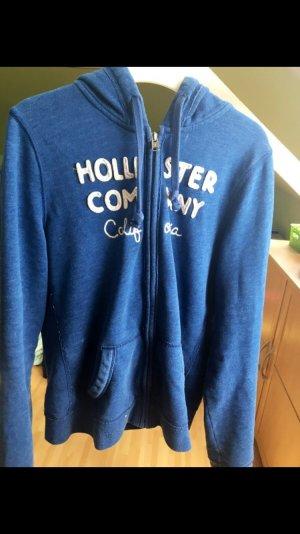 Hollister Sweatjacke blau
