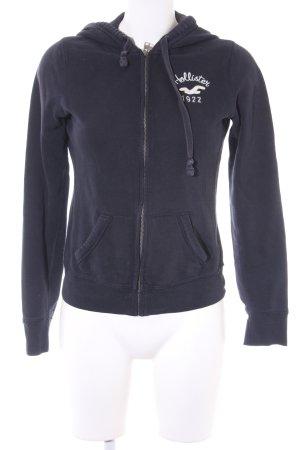 Hollister Sweatshirt dunkelblau Casual-Look