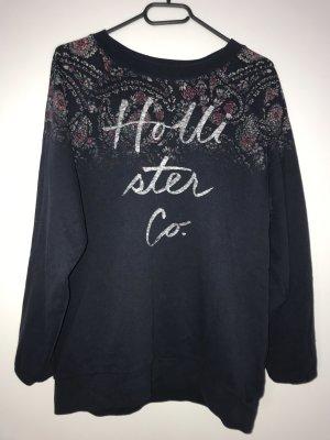 Hollister Sweatshirt florales Muster