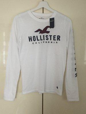 Hollister Sweatshirt NEU weiß