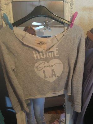 Hollister Sweatshirt One Shoulder
