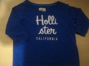 Hollister Sweatshirt Pullover in Royalblau