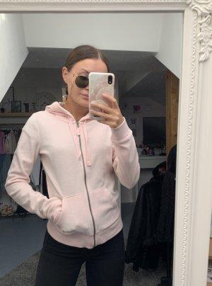 Hollister Giacca-camicia rosa chiaro