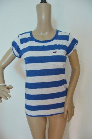 Hollister T-Shirt gr.S locker gestreift