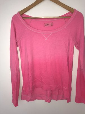 Hollister T-shirt in pink