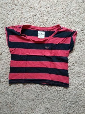 Hollister Cropped top magenta-donkerblauw
