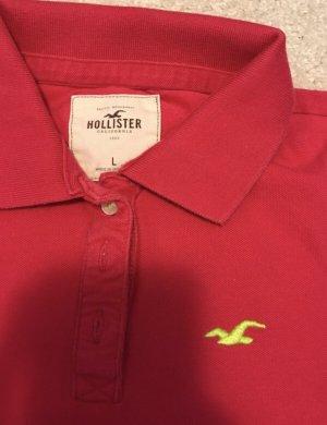 Hollister T-Shirt mit Knöpfen