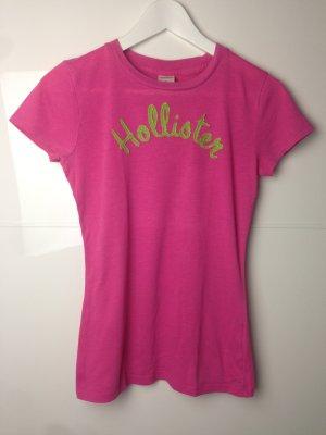 Hollister T-Shirt Pink
