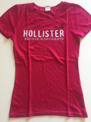 Hollister T-Shirt, Pink, Gr.: 36/S