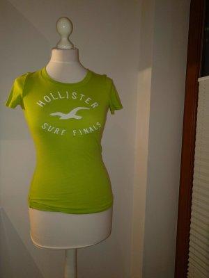 Hollister T-Shirt XS apfelgrün